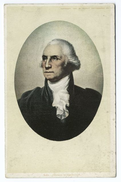George Washington, Portrait