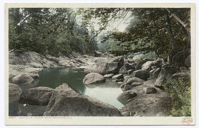 Glen Ellis, Jackson, White Mountains, N. H.