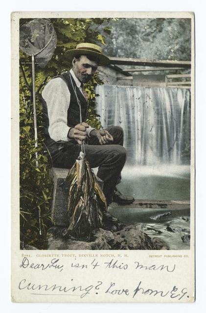 Glorietta Trout, Dixville Notch, N. H.