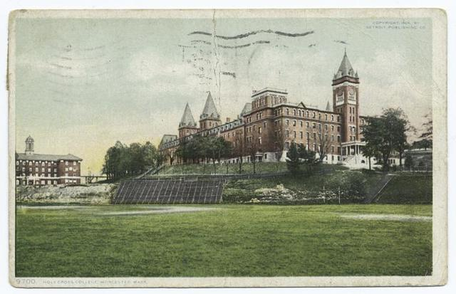 Holy Cross College, Worcester, Mass.