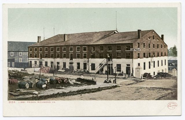 Libby Prison, Richmond, Va.