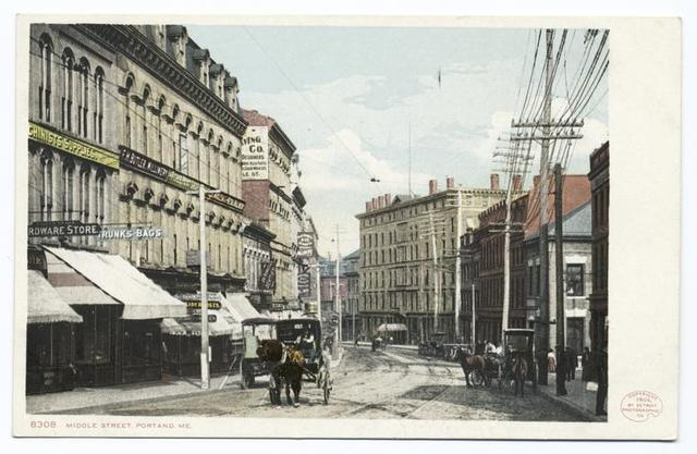 Middle Street, Portland, Me.