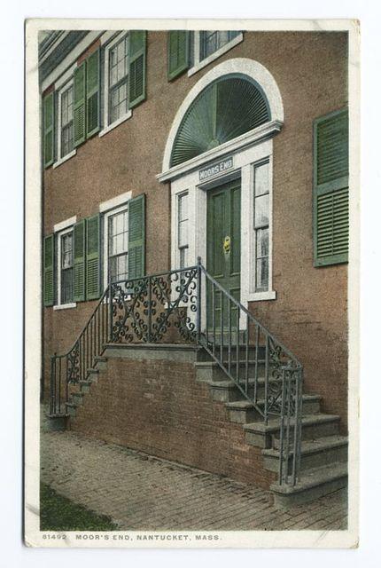 Moors End, Nantucket, Mass.