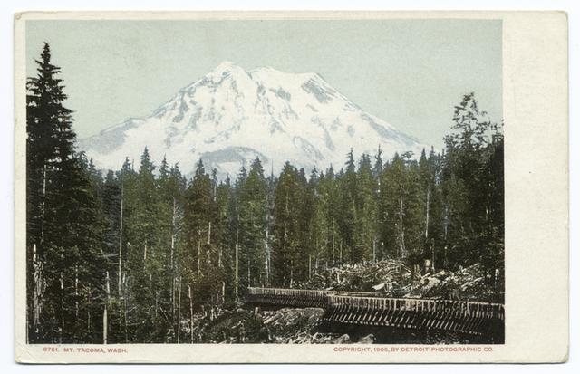 Mt. Tacoma, Tacoma, Wash.