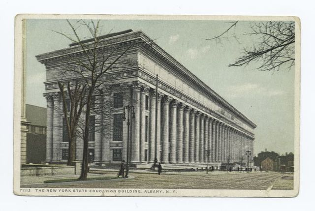 N. Y. State Educational Building, Albany, N. Y.