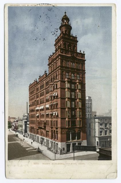 Nasby Building, Toledo, Ohio