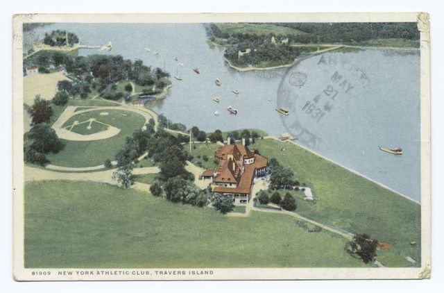 New York Athletic Club, Travers Island, N. Y.