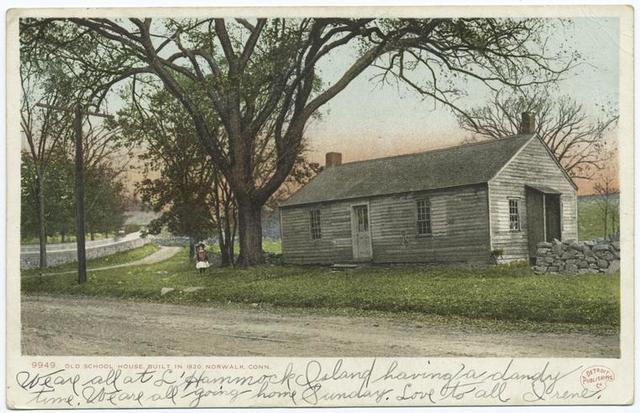 Old School House, Norwalk, Conn.