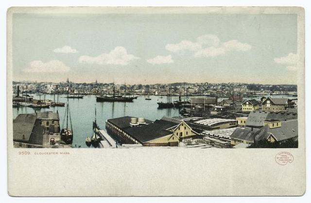 Panorama, Gloucester, Mass.