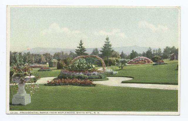 Presidential Range, Maplewood, N.H.