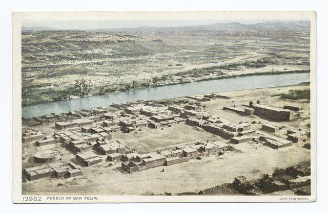Pueblo San Felipe, New Mexico