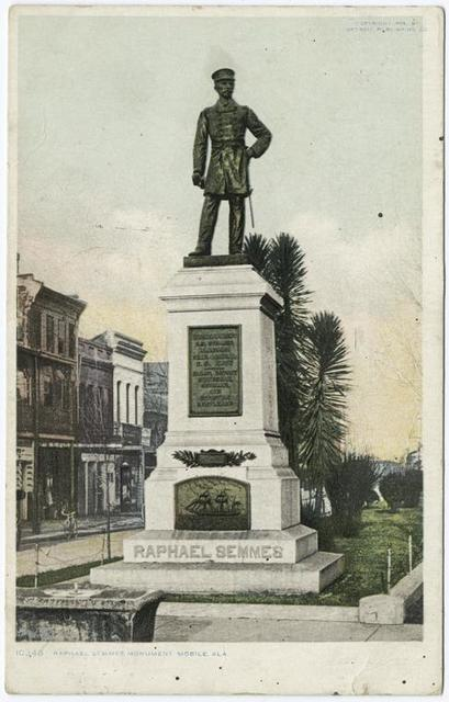 Rachel Semmes Monument, Mobile, Ala.