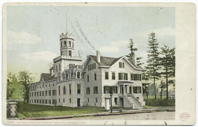 Selleck Overlook Military Academy, Norwalk, Conn.