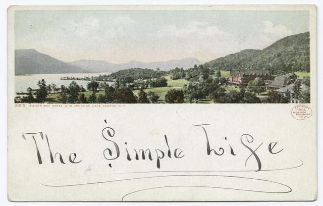 Silver Bay Hotel and Grounds, Lake George, N. Y.