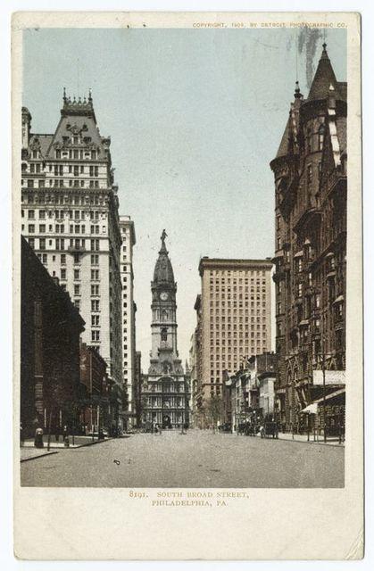 South Broad Street, Philadelphia, Pa.