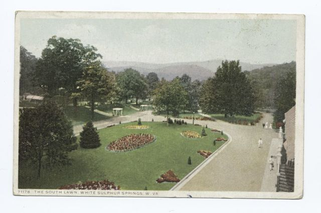 South Lawn, New Greenbrier, White Sulpher Springs, W. Va.