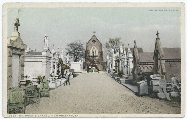 St. Roch's Chapel, New Orleans, La.