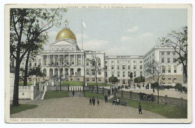 State House, Boston, Mass.