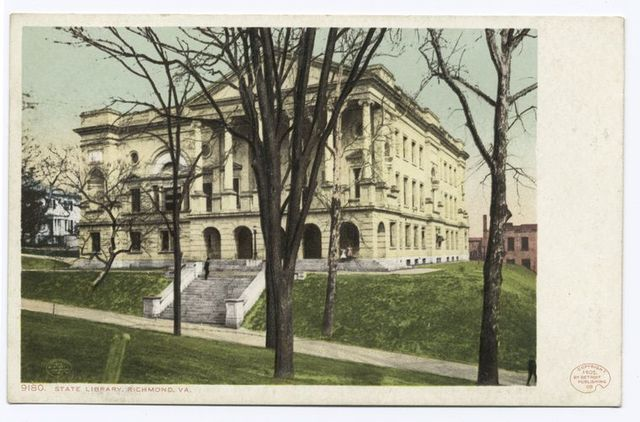 State Library, Richmond, Va.