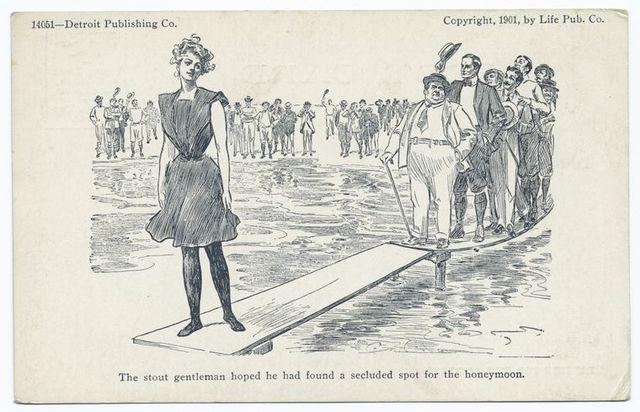 Stout Gentlemen, Life Cartoons