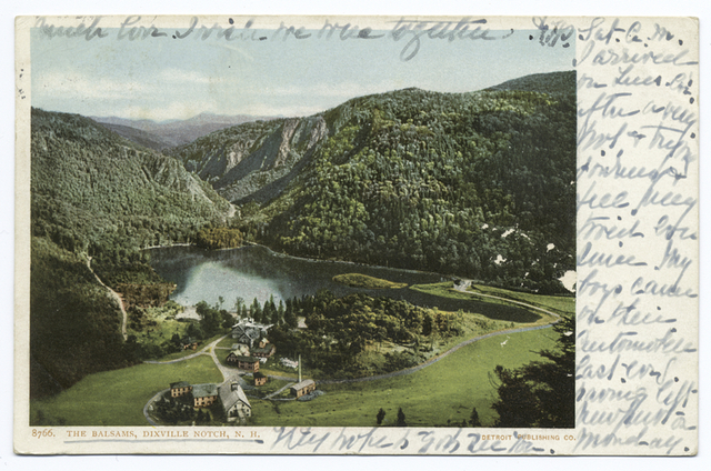 The Balsams, Dixville Notch, N. H.