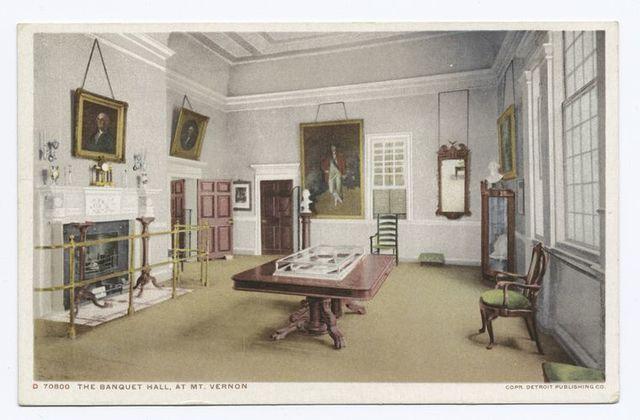 The Banquet Hall, Mt. Vernon, Va.
