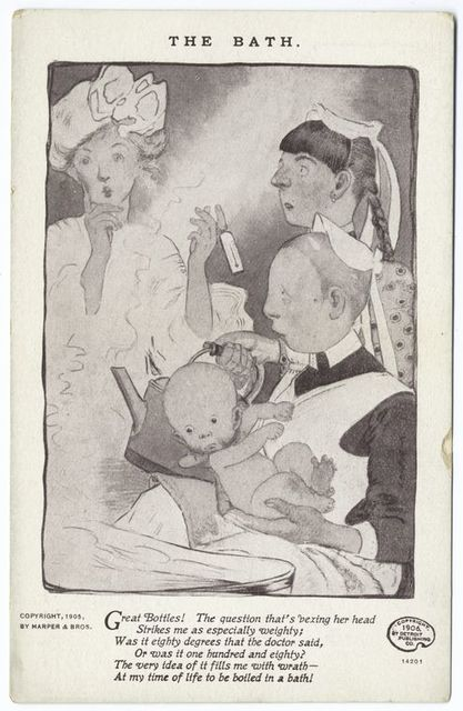 The Bath, Harper Cartoons