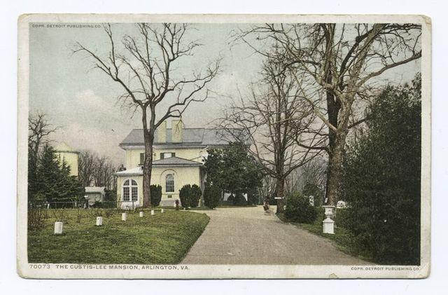 The Custis-Lee Mansion, Arlington, Va.