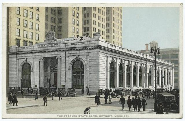 The Peoples State Bank, Detroit, Michigan