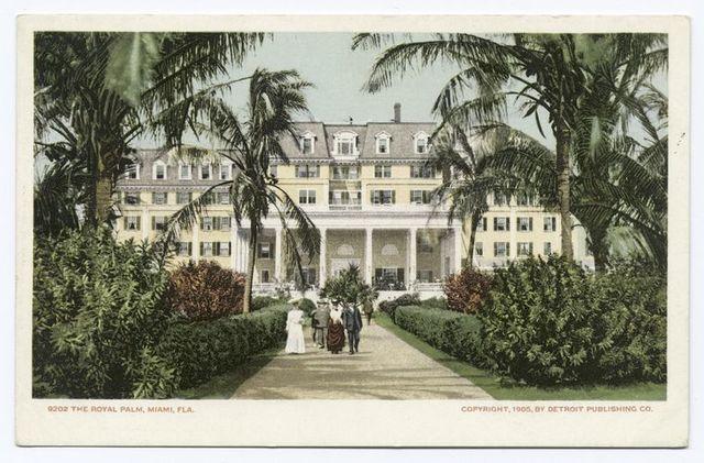 The Royal Palm, Miami, Fla.