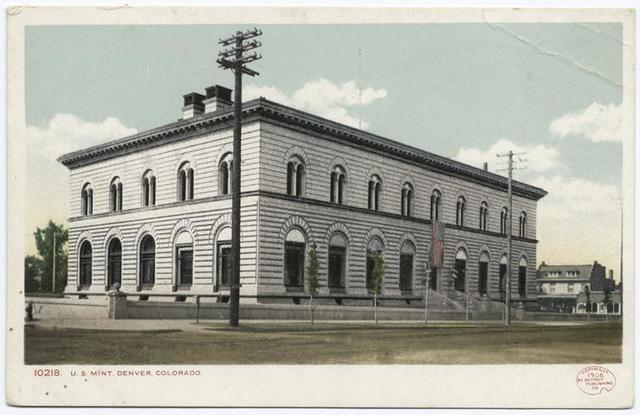 U. S. Mint, Denver, Colo.