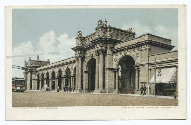 Union Station, Columbus, Ohio