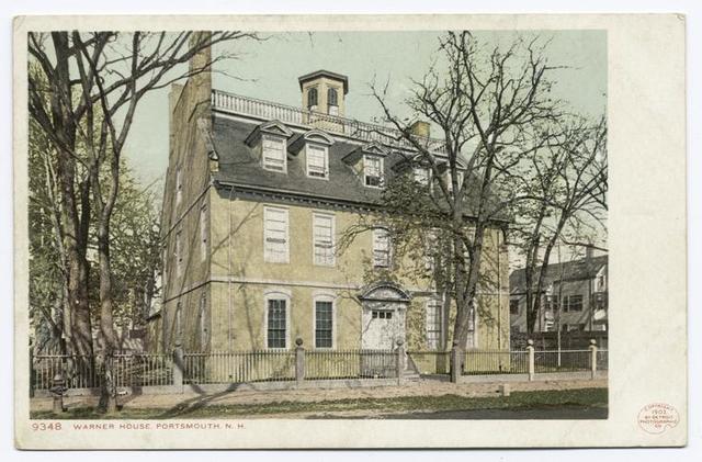 Warner House, Portsmouth, N. H.