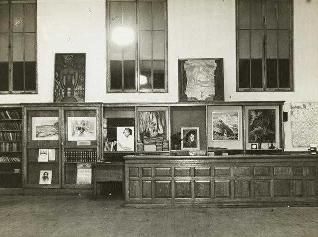 Hamilton Grange Branch. Russian Collection, March 1939.
