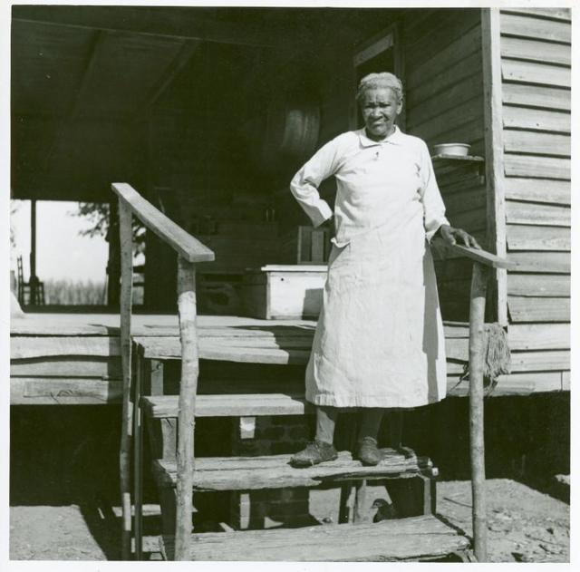 King and Anderson Plantation, Clarksdale, Mississippi Delta, Mississippi, August 1940.