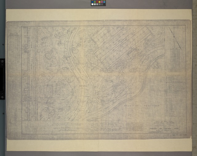 M-T-10-109: [Bounded by West 93rd Street, West 94th Street, West 95th Street, West 99th Street, West Drive and Bridle Path.]