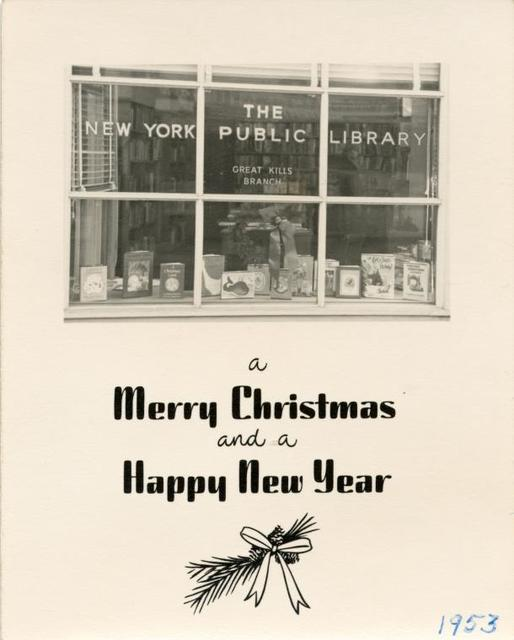 Great Kills, A Merry Christmas and a Happy New Year