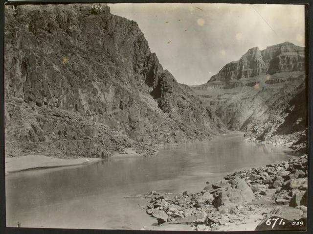 [Diamond Creek area.]