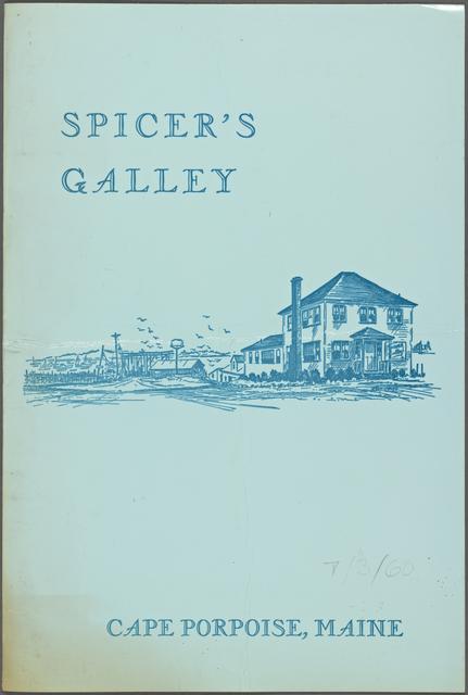 Spicer's Galley