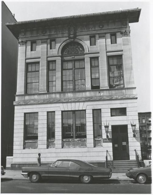 [135th Street, Exterior.]
