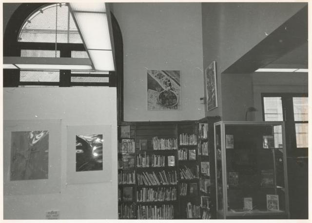 [Port Richmond] James Warren art exhibit