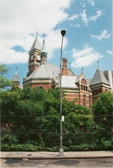 [Jefferson Market Library, Exterior.]