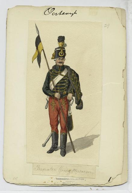 Banater Grenz Husaren. [1778]