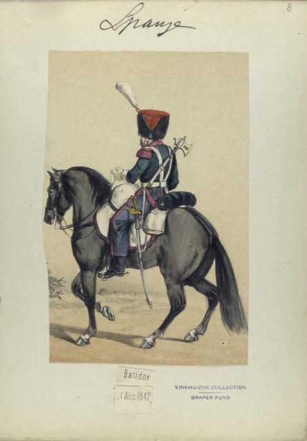 Batidor. 1847