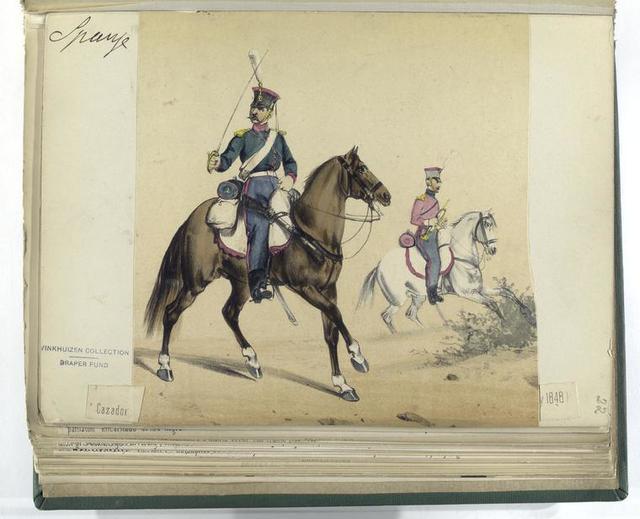 Baylen (Cazador). 1849