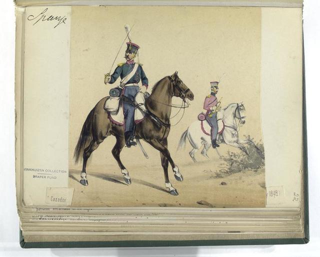 Cazador. 1848