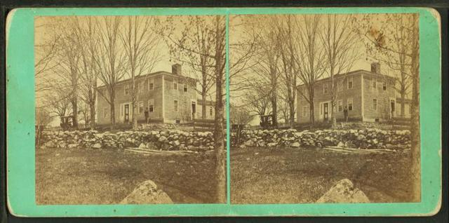 Fisk Homestead, Chesterfield, N.H.