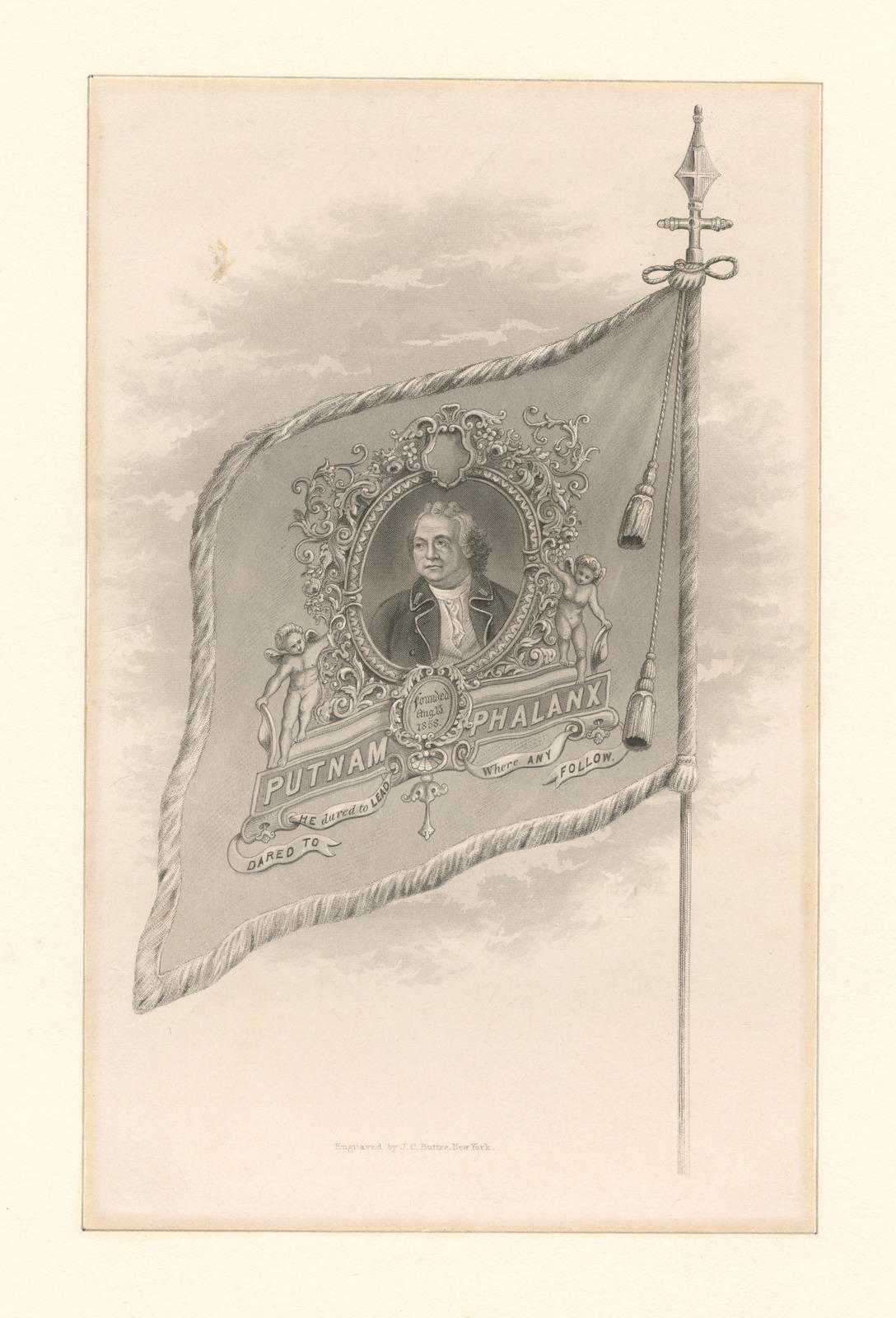 [Flag of Putnam Phalanx]