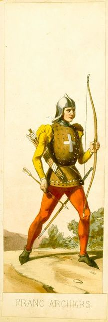 Franc archers.