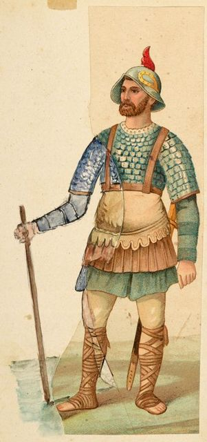 France, early times to 13th century.
